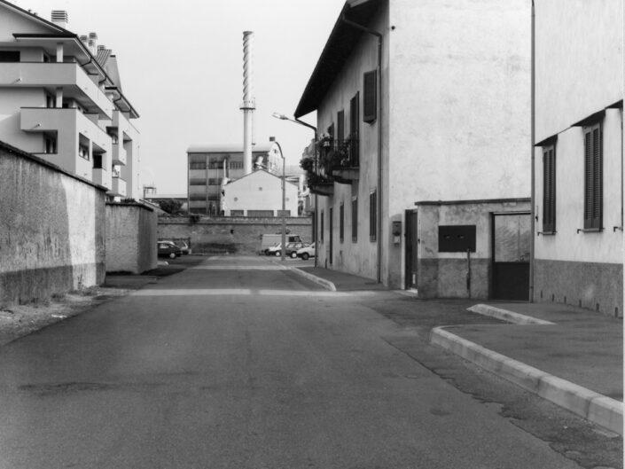 Fondo Claudio Argentiero Via Montello 1996