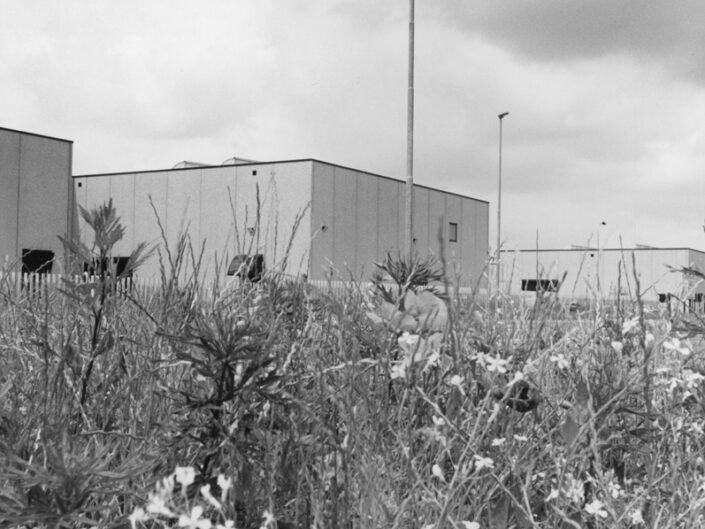 Fondo Claudio Argentiero nuovo centro artigianale in via Mons. R Colombo 1997