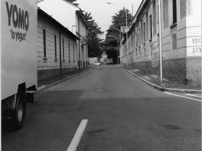 Fondo Claudio Argentiero via Brambilla 1997