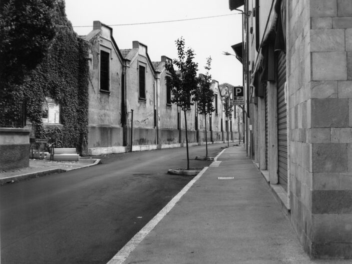 Fondo Claudio Argentiero via Eugenio Cantoni 1996