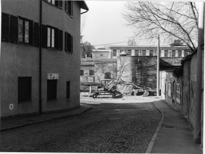 Fondo Claudio Argentiero via Moncucco 1997
