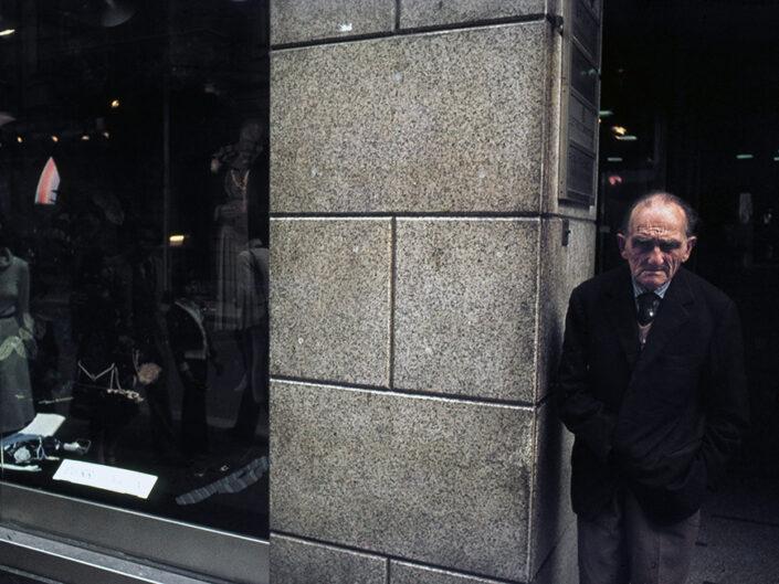 Fondo Franco Pontiggia Milano San Babila 1987