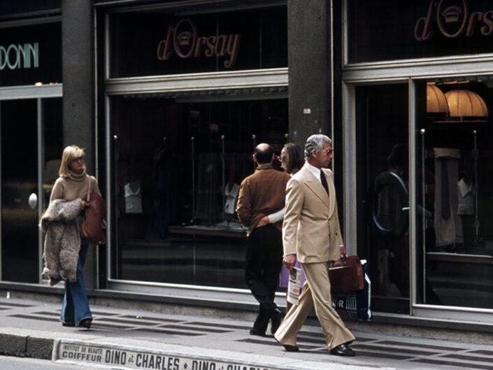 Fondo Franco Pontiggia Milano centro storico 1987