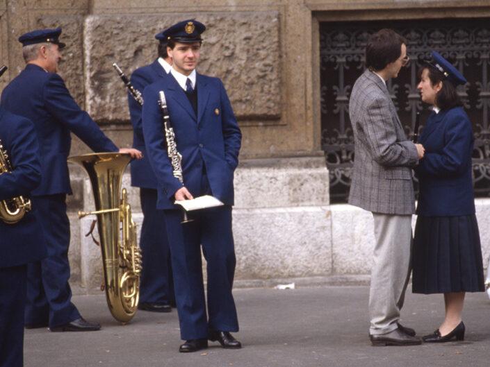 Fondo Franco Pontiggia Milano fiera deglo oh Bej o Bej 1988 2