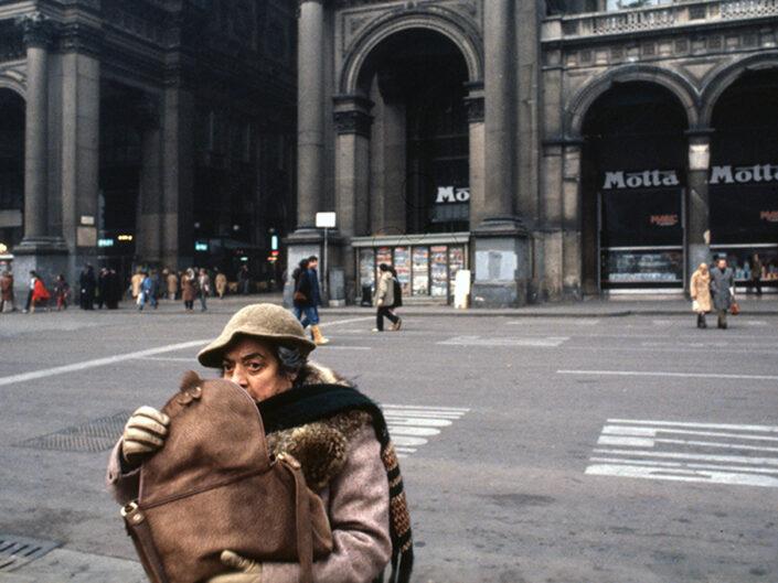 Fondo Franco Pontiggia Milano piazza del Duomo 1988 2