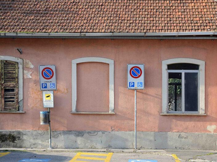 Fondo Gabriele Cova Castellanza vecchia stazione ferroviaria in via Pomini 2014