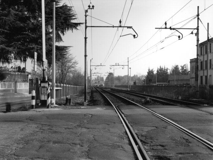Fondo Roberto Bosio Castellanza Ferrovia Nord Corso Matteotti 1996