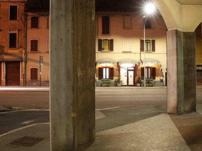 Fondo Roberto Bosio Castellanza Veduta da via Ponchiroli su Corso G.Matteotti Maggio 2014 scaled