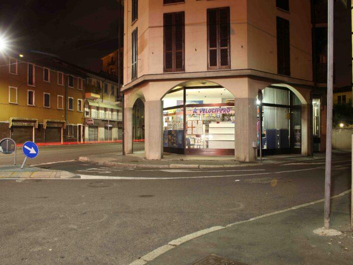 Fondo Roberto Bosio Castellanza Veduta di Corso G.Matteotti da via Ponchiroli Maggio 2014 scaled