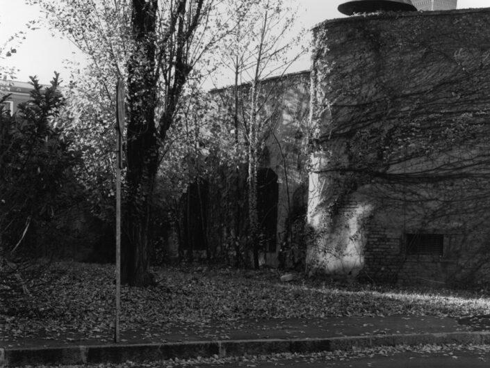 Fondo Roberto Bosio Castellanza piazza Castegnate 1998