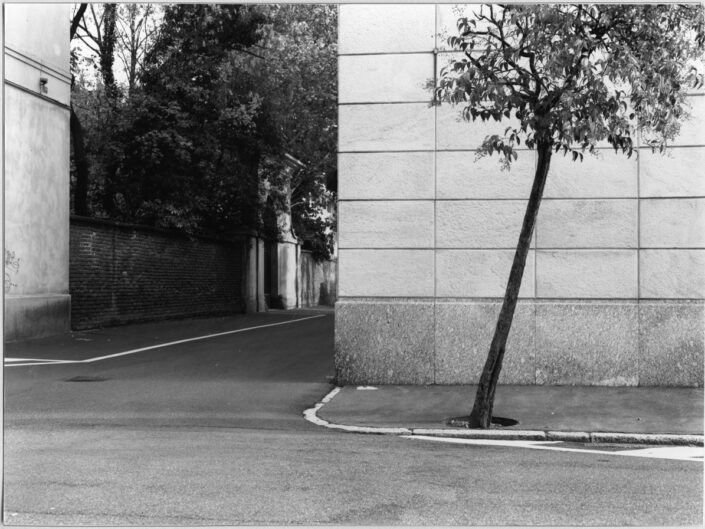 Fondo Roberto Bosio Castellanza via Rimembranze incrocio via Dante Alighieri 1997