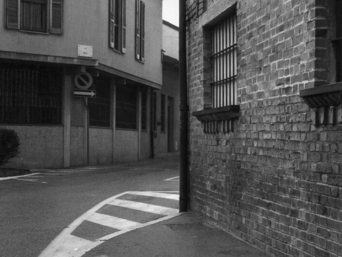 Fondo Roberto Bosio Castellanza via Roma 1997