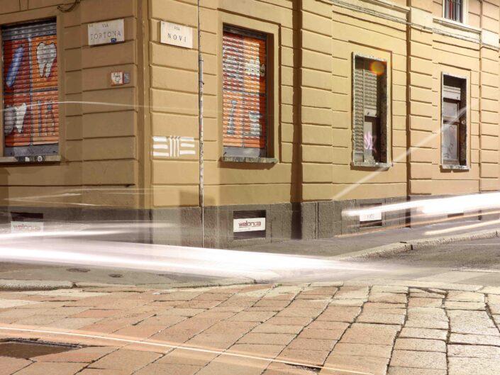 Fondo Roberto Bosio Milano Da via Tortona su via Novi Dicembre 2018 scaled