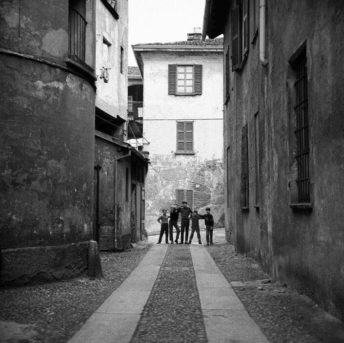 Fondo Virgilio Carnisio Milano corso San Gottardo 15 1969