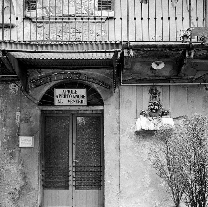 Fondo Virgilio Carnisio Milano via Abbadesse 20 1969