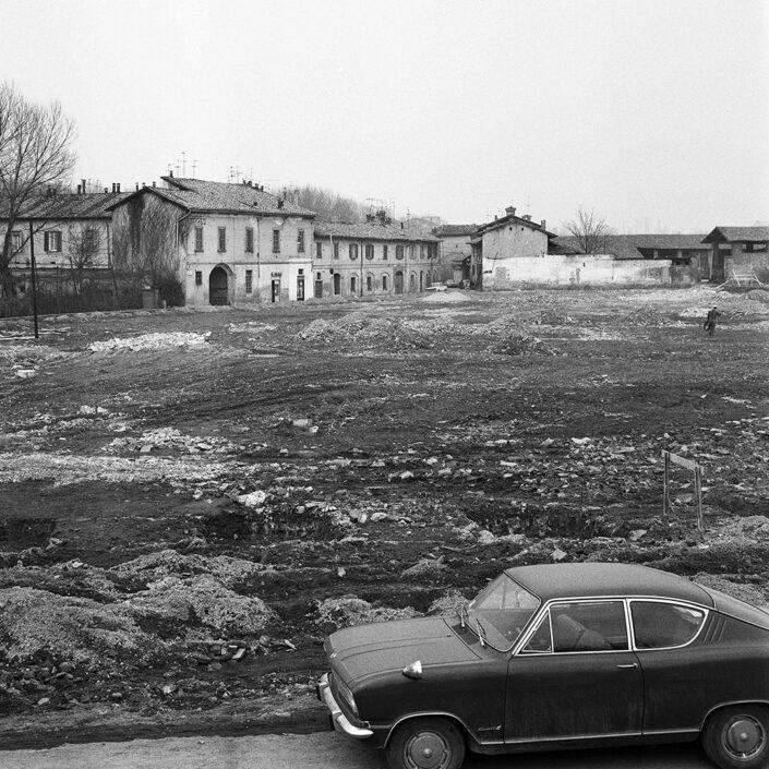 Fondo Virgilio Carnisio Milano via Moncucco 1969 2