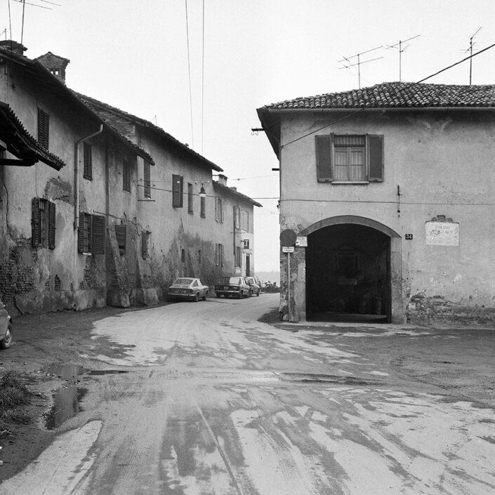 Fondo Virgilio Carnisio Milano via Moncucco 1969
