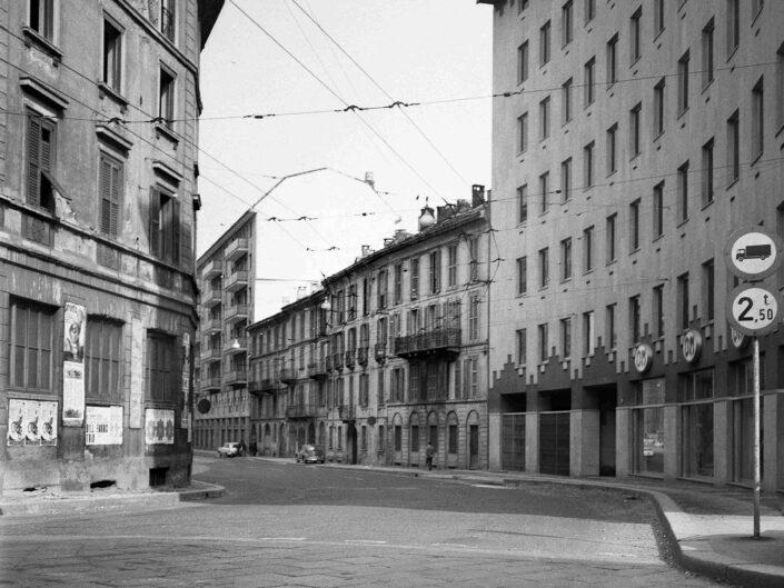 Virgilio Carnisio - Milano Passato - Presente