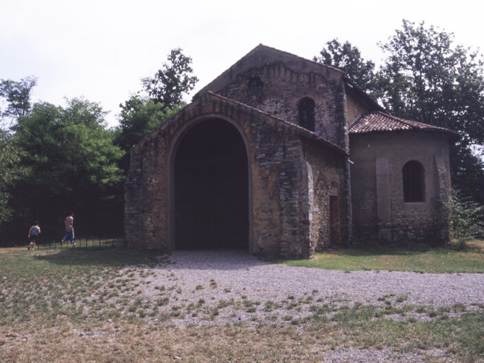 Fondo Emilio Tovaglieri - Castelseprio - 1985