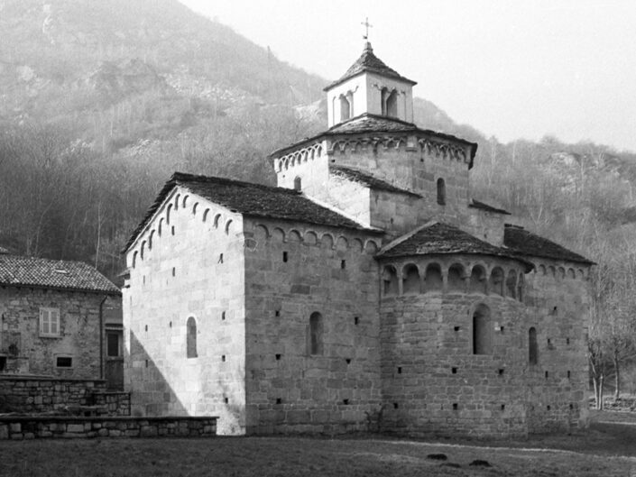 Fondo Emilio Tovaglieri - Castelseprio - 1988