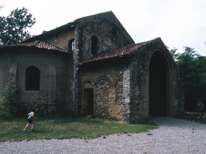 Fondo Emilio Tovaglieri - Castelseprio - 1990