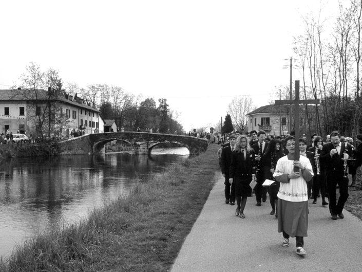 Fondo Giovanni Mereghetti - Castelletto di Cuggiono -1988