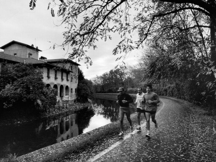 Fondo Giovanni Mereghetti - Castelletto di Cuggiono -1991