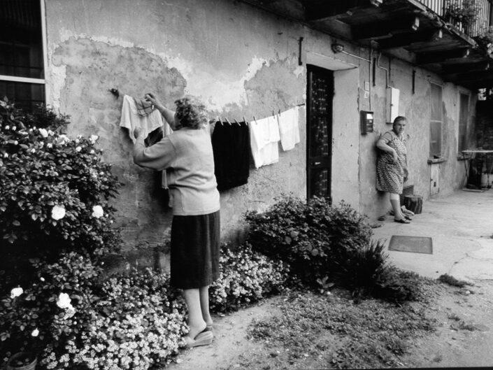 Fondo Giovanni Mereghetti - Zelata - 1994