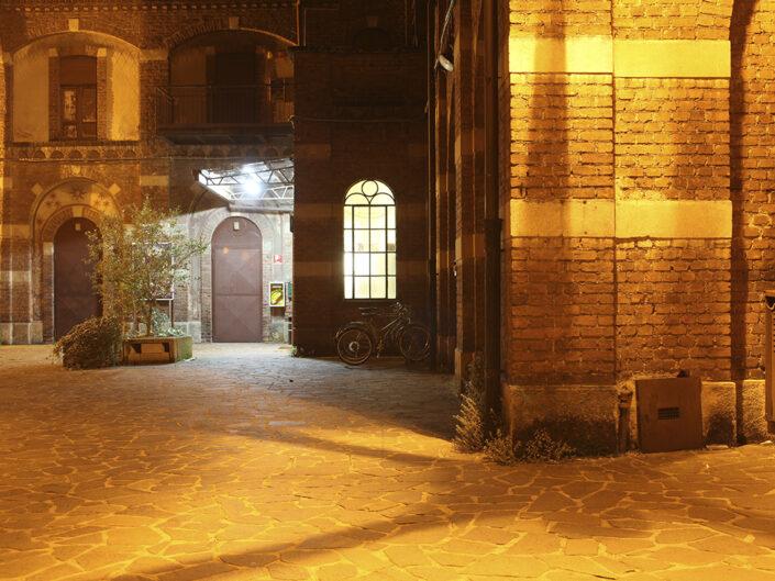 Fondo Roberto Bosio - Legnano - Cortile Palazzo Leone da Perego da corso Magenta - 2015