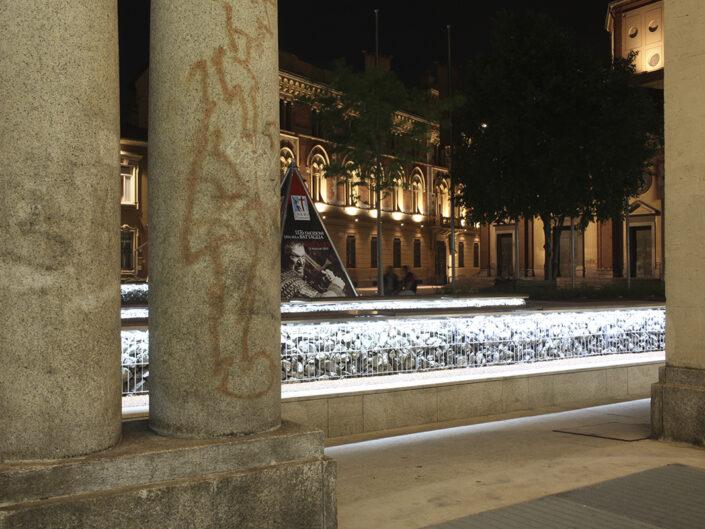 Fondo Roberto Bosio - Legnano - Piazza S. Magno - 2015