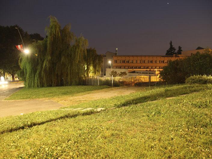 Fondo Roberto Bosio - Legnano - Veduta da via Diaz Giardino Volontari del Sangue - 2015