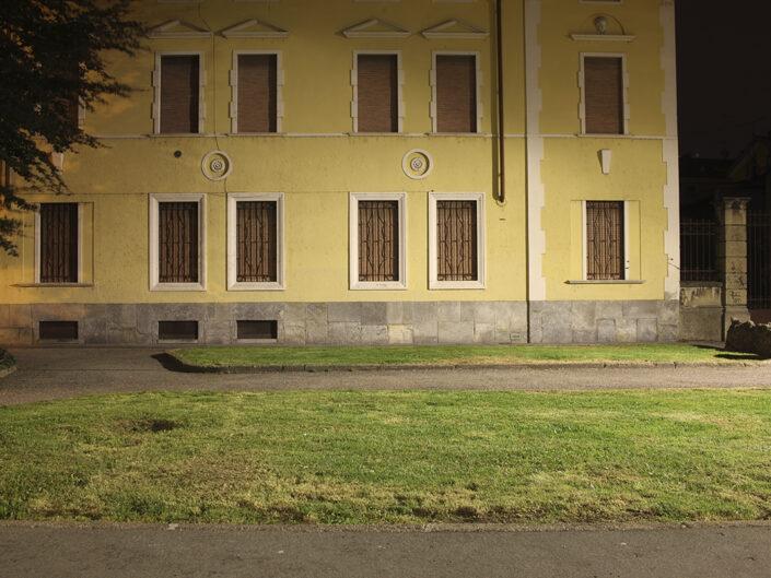 Fondo Roberto Bosi - Legnano - Veduta da via Roberto Ratti - 2015