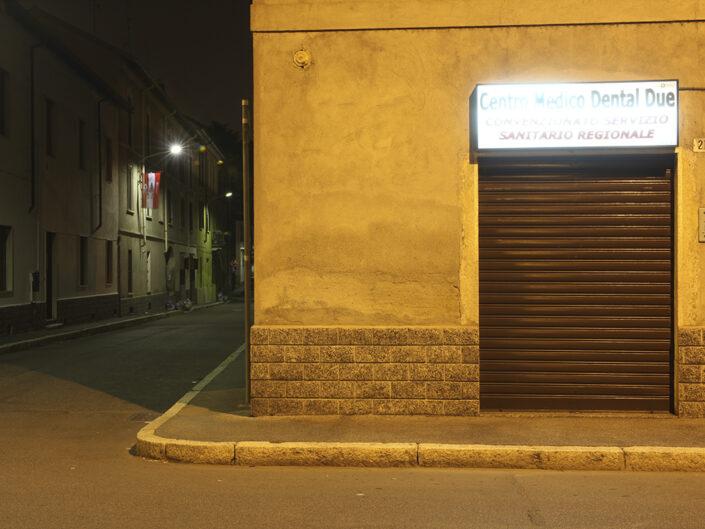 Fondo Roberto Bosio - Legnano - Via C. Beccaria da via Guerciotti - 2015