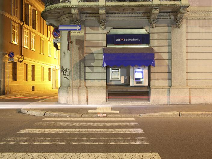 Fondo Roberto Bosio - Legnano - Via C. Beccaria da via Magenta - 2015