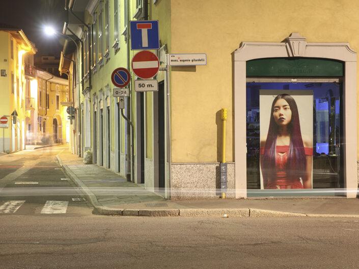 Fondo Roberto Bosio - Legnano - Via F. Corridoni - 2015