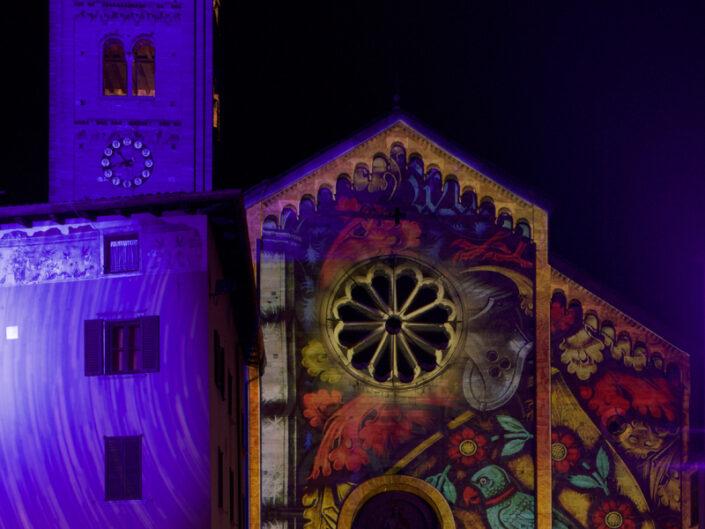 Fondo Roberto Longoni - Como - Piazza e Basilica San Fedele - 1 gennaio 2019