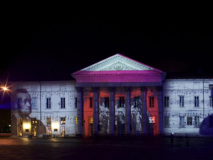 Fondo Roberto Longoni - Como - Teatro Sociale - 29 dicembre 2013
