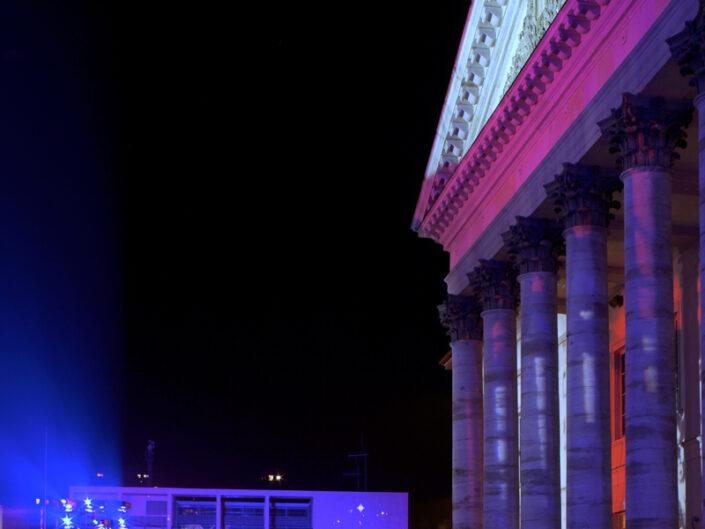 Fondo Roberto Longoni - Como - Teatro Sociale e casa del Fascio - 29 dicembre 2013