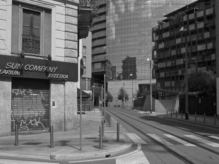 Fondo Roberto Longoni - Milano silente - 2019