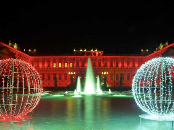 Fondo Roberto Longoni - Monza - Villa Reale - 25 dicembre 2018