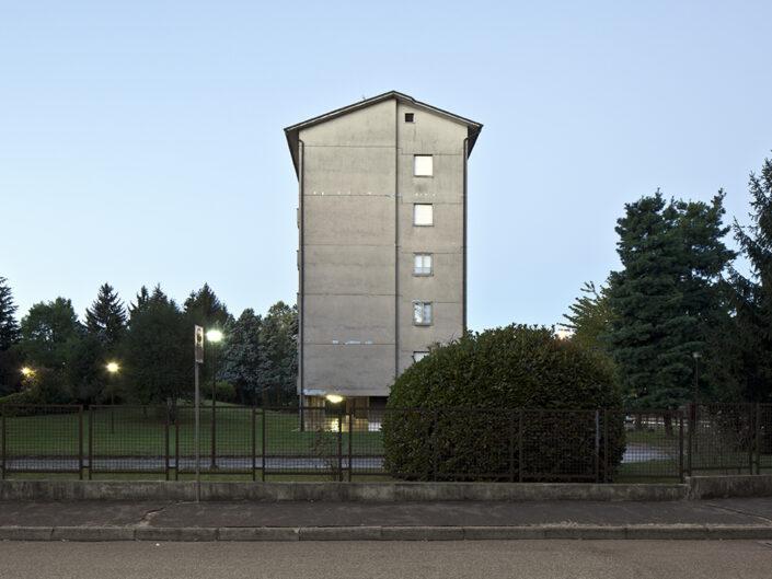 Fondo Roberto Venegoni - Legnano - Palazzi quartiere Canazza - 2016