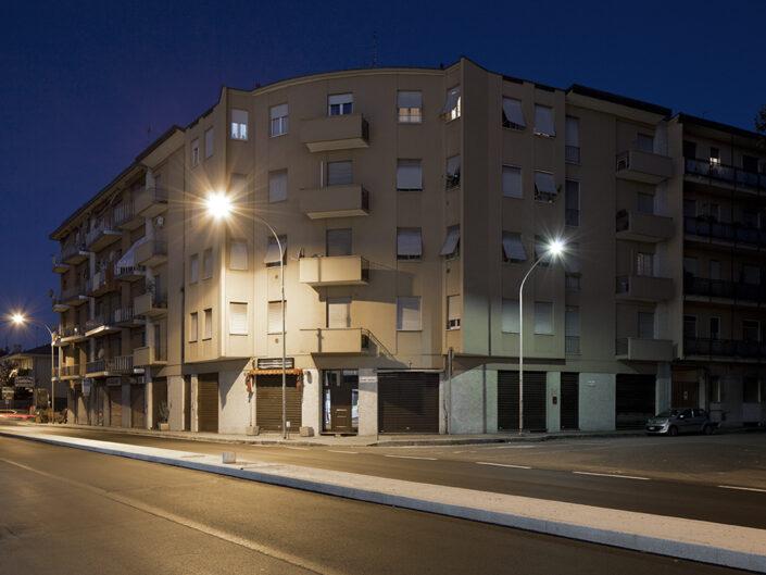 Fondo Roberto Venegoni - Legnano - Palazzi viale Cadorna - 2016