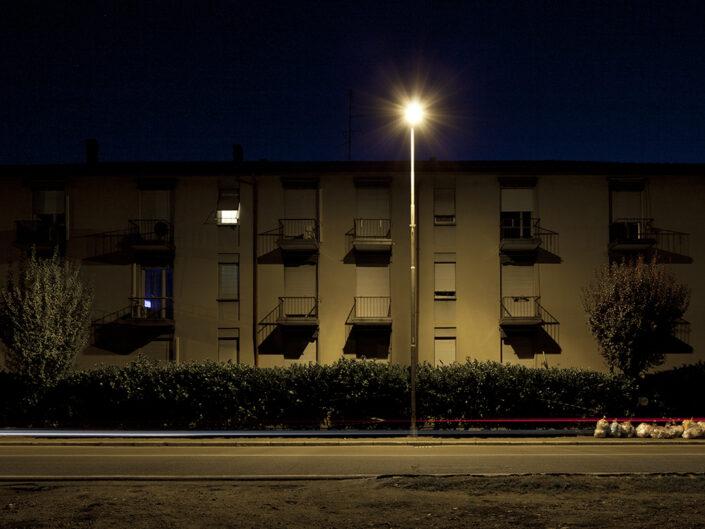 Fondo Roberto Venegoni - Legnano - Palazzi viale Sabotino - 2016