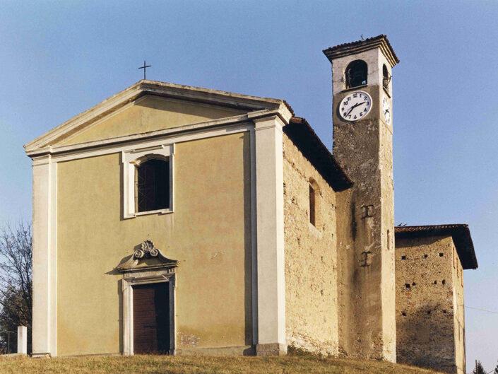 Fondo Afi - Arsago Seprio - Abbazia Santa Maria in Ponticello - Foto Daniele Zuliani - 1990