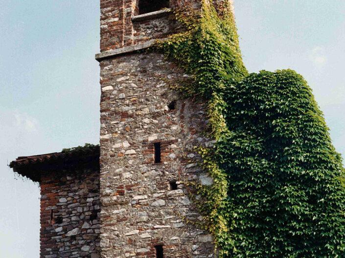 Fondo Afi - Arsago Seprio - Oratorio di San Vincenzo - Autore anonimo - 1991
