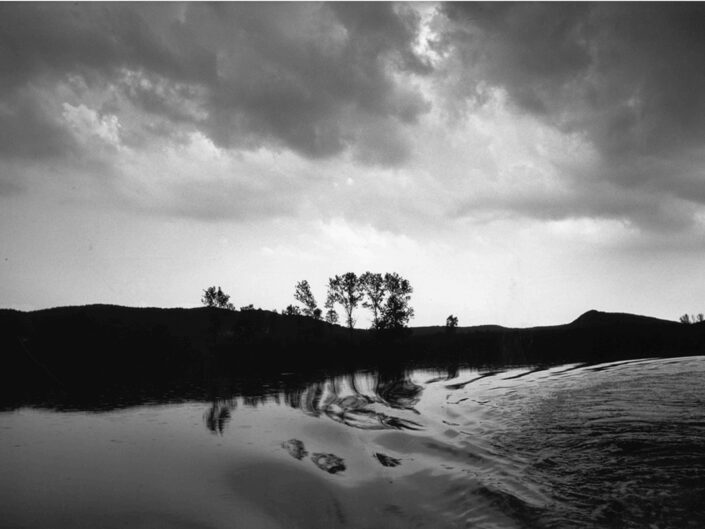 Fondo Afi - Bernate - Palude Brabbia - Foto Claudio Argentiero - 1989