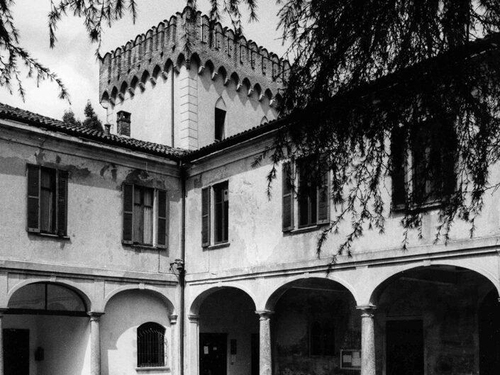 Fondo Afi - Castiglione Olona - Castello di Monteruzzo (Sec. XVII) - Foto Claudio Argentiero - 1993