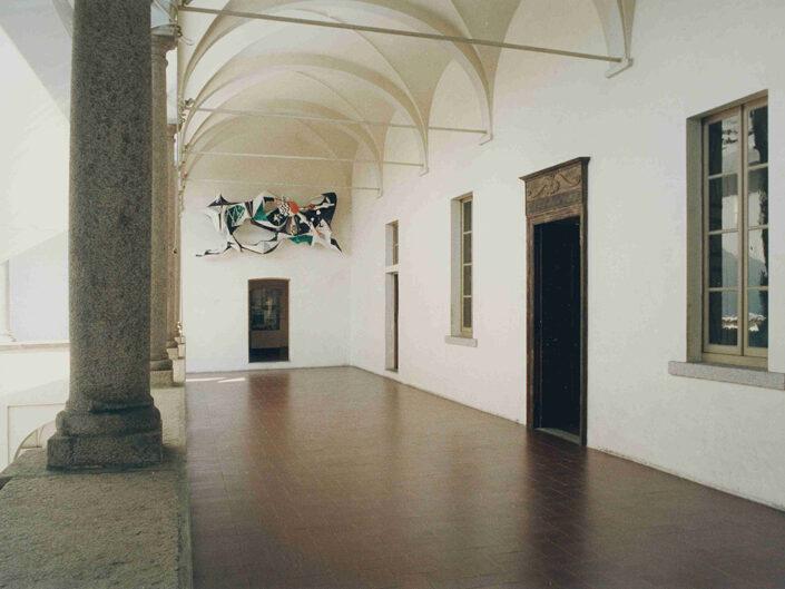 Fondo Afi - Laveno - Cerro - Palazzo Perabò (1700) - Foto Daniele Zuliani - 1993