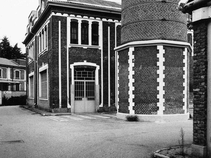 Fondo Afi - Gallarate - Complesso industriale - Edifici inizi XX secolo- Foto Claudio Argentiero - 2000