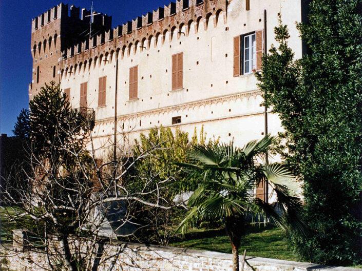 Fondo Afi - Gallarate - Frazione Crenna - Castello - Foto Daniele Zuliani - 1990